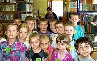 Tydzień Bibliotek 2012 Cmolas