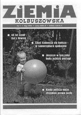 Ziemia Kolbuszowska nr 1