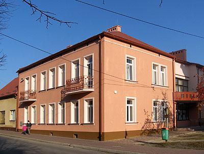 Biblioteka w Kolbuszowej